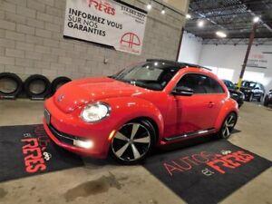 Volkswagen Beetle 2dr Cpe DSG 2.0T Turbo 2012