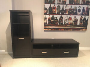 TV Stand - Base and Tower