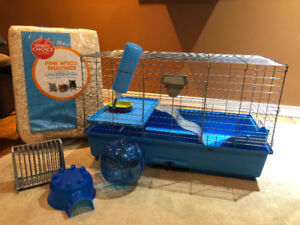 Rabbit/rodent cage