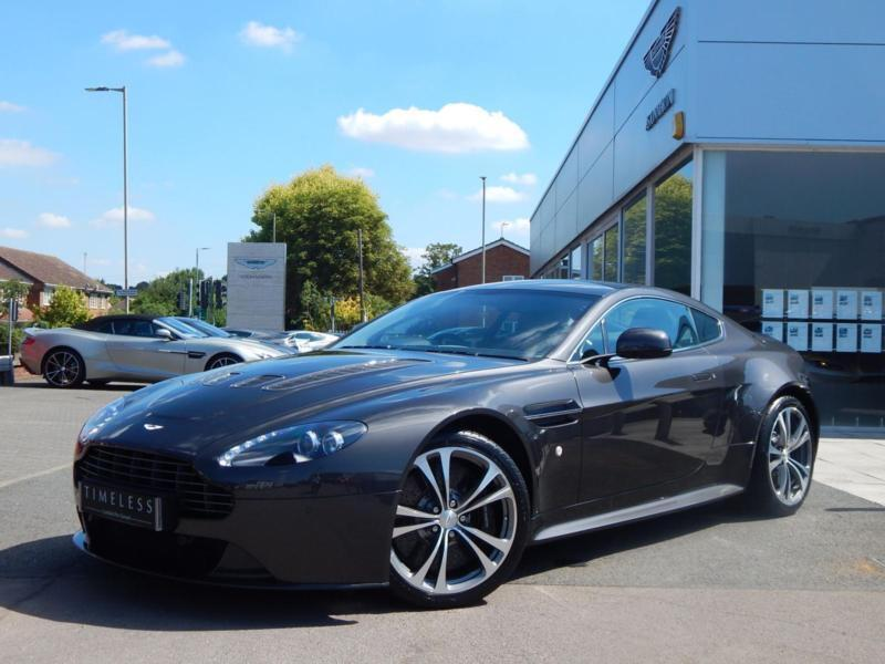 2012 Aston Martin V12 Vantage 2dr Manual Petrol Coupe In Brentwood