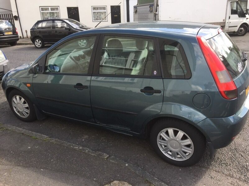 ford fiesta ghia 2003 1 6 cc mot dec 17 in gravesend kent gumtree. Black Bedroom Furniture Sets. Home Design Ideas