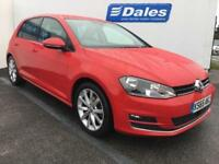 2016 Volkswagen Golf 2.0 TDI GT 5dr 5 door Hatchback