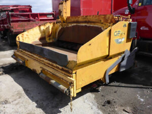 2009 Gehl 1448T Plus Crawler Paver