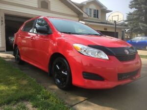 2011 Toyota Matrix Excellent Condition