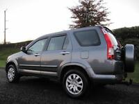 2006 Honda CR-V 2.2 i-CTDi ( Privacy ) Executive