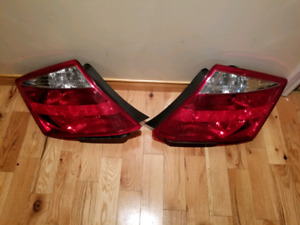 Honda Accord coupe 2008 2009 2010 tail light