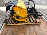 "Trackless 60"" Power Angle Sweeper Attachment Barrie Ontario Preview"