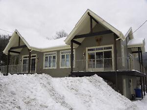 Chalet à louer Mont-Édouard / Cottage for rent Mont-Edouard Saguenay Saguenay-Lac-Saint-Jean image 1