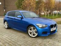 2013 R BMW 1 SERIES 2.0 118D M SPORT 5D 141 BHP DIESEL