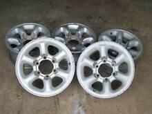 """Mitsubishi Triton Alloy Rims- 15 """" Balaklava Wakefield Area Preview"""