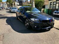 2012 - BMW 5 series 525D F10 AUTOMATIC FACELIFTED TO 2016 M SPORT
