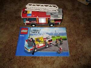 10 x Lego City Trucks and Boat Belmont Geelong City Preview