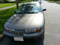 **REDUCED**  2000 Saturn S-Series Sedan