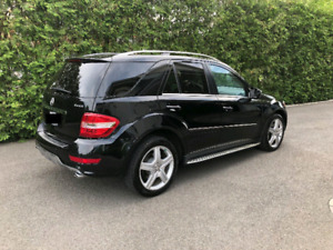 2010 Mercedes Benz ML 550 AMG 4MATIC AAA1