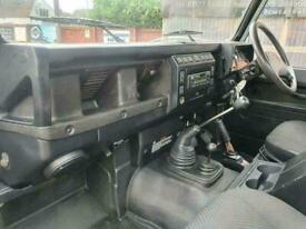 2006 Land Rover Defender HARD-TOP TD5 PANEL VAN Diesel Manual