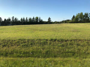 Building Lot Over 1 Acre Only 10 mins to Charlottetown!