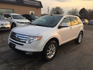 2010 Ford Edge SEL, backup assist, panoramic roof, leather