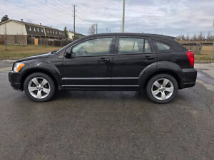 2011 Dodge Caliber - Beautiful Leather Interior + Safety & ETest