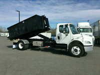 $299 (all in) garbage waste bin rental & junk removal services
