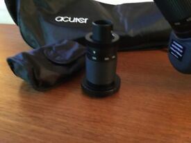 Acutor spotting scope