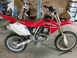 2013 Honda crf 150r price *REDUCED* was $4,000. Now$3,000