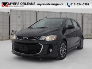 2018 Chevrolet Sonic LT  - Bluetooth