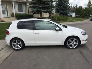 2012 VW Golf 2.5L CHEAP ON GAS