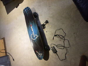 Maverix electric longboard