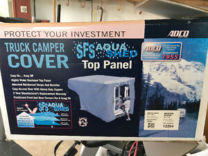 $250 OBO - ADCO Truck Camper Cover, never used