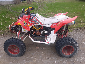 2008 outlaw 525irs