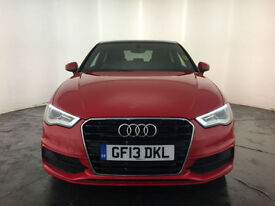 2013 AUDI A3 S LINE TDI DIESEL SERVICE HISTORY FINANCE PX WELCOME