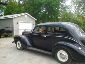SHE is  a 1939 her name is Peggy