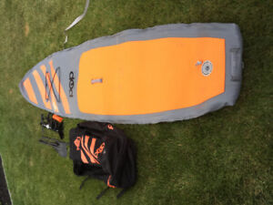 POP inflatable paddle board 11' and kit