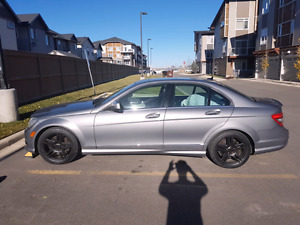 2009 Mercedes C350 In great condition For Sale