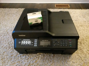 "Brother Wireless Wide Format 11""/17"" Printer/Scanner"