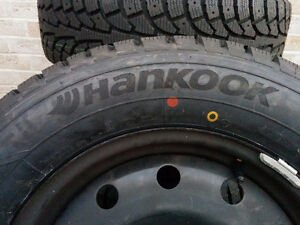 Brand new winter tires 225/65R16 Windsor Region Ontario image 3