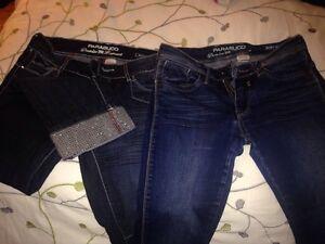 4 paires jeans femme