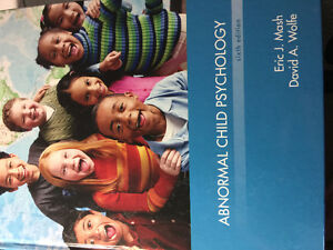 LAKEHEAD TEXTBOOKS PSYCHOLOGY, CHILD PSYCH,SEXUALITY, GENDER