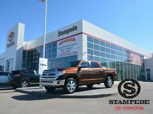2014 Toyota Tundra 4WD CREWMAX 5.7L 1794 EDITION  - Certified