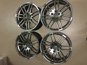 """Good condition 18"""" RSSW Bold rims for sale"""