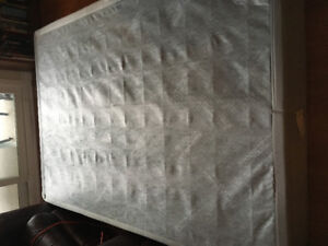 KINGSDOWN BOXSPRING For A Double Bed (FULL) GREAT Condition