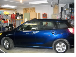 2006 Toyota Matrix XR 4x4 Exellent condition/Winter ready