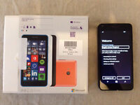 Nokia Lumia 640 8gb with 32gb sd card