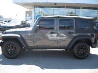 Jeep Wrangler Unlimited WILLYS Edition