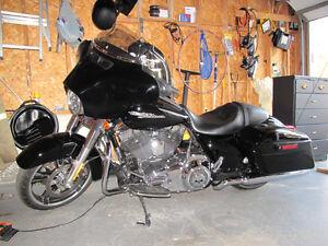 2014 Harley Davidson Street Glide