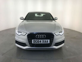 2014 64 AUDI A6 S LINE TDI ULTRA DIESEL AUTO 1 OWNER SERVICE HISTORY FINANCE PX