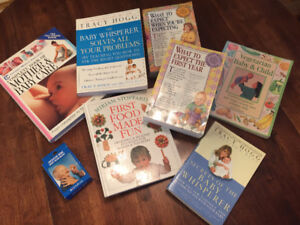 7 Baby Care Books & Baby Nose-Blower
