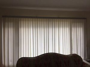 3 vertical blinds
