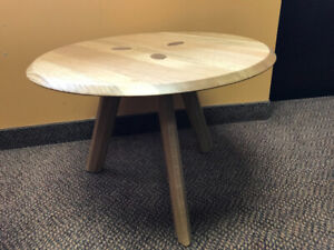 Small Occasional Table Oak