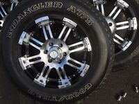 Ford F-150 wheels and tires